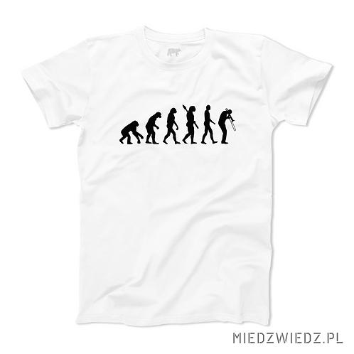 Koszulka - EWOLUCJA PUZON