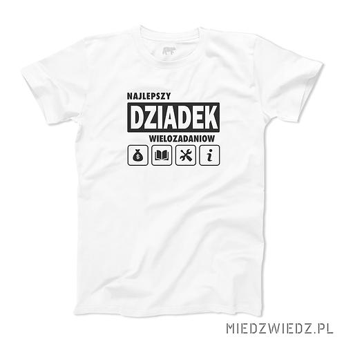 koszulka - DZIADEK WIELOZADANIOWY
