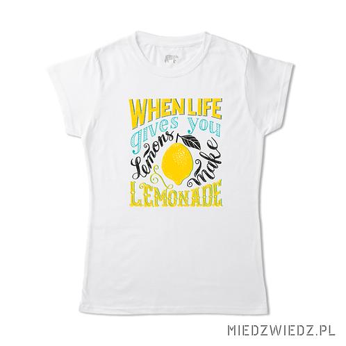 Koszulka - LEMONADE