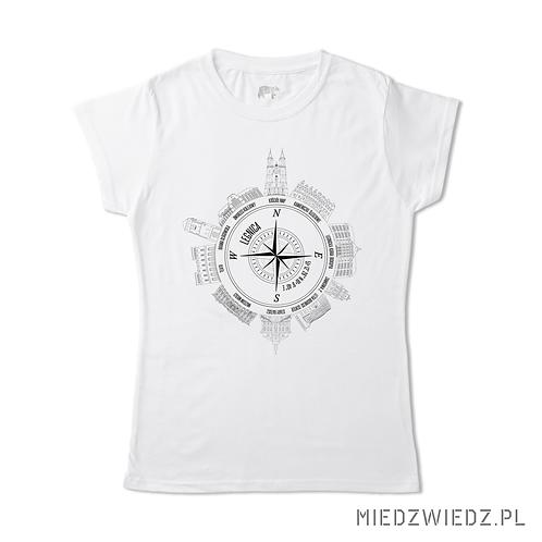 koszulka - LEGNICA kompas
