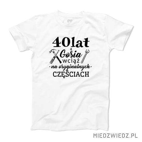 Koszulka - ORYGINALNE CZĘŚCI