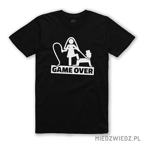 koszulka - WIECZÓR KAWALERSKI - GAME OVER