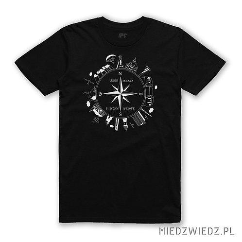 koszulka - KOMPAS LUBIN