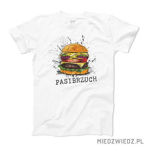 Koszulka - PASIBRZUCH