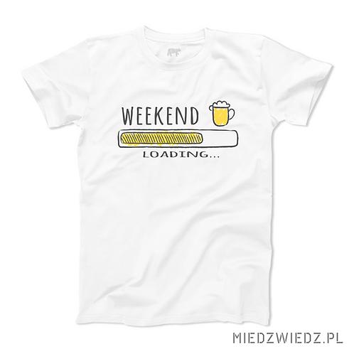 koszulka - WEEKEND loading