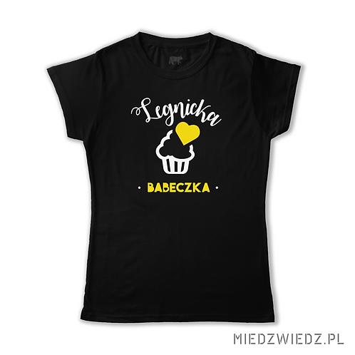 koszulka - LEGNICKA BABECZKA