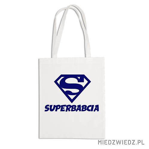 torba ekologiczna - SUPER BABCIA
