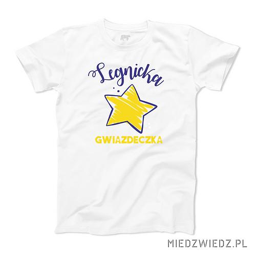 koszulka - LEGNICKA GWIAZDECZKA