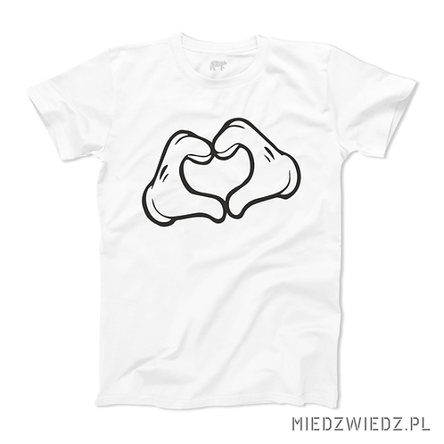 Koszulka - SERDUSZKO