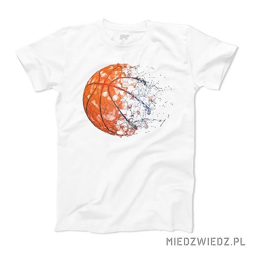 koszulka - PIŁKA DO KOSZA