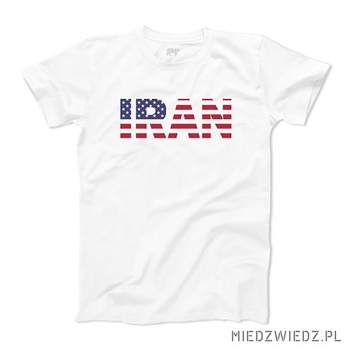koszulka - IRAN
