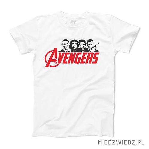Koszulka - AVENGERS