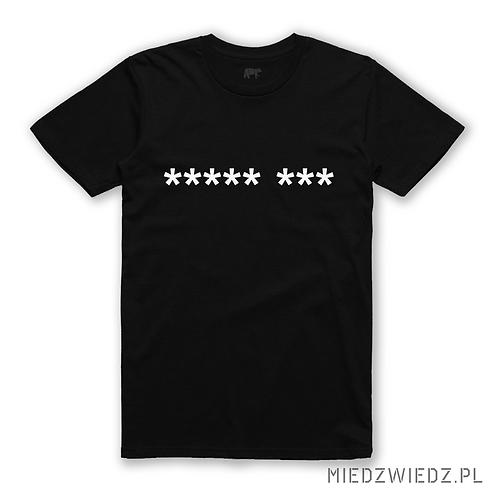 Koszulka osiem gwiazdek ***** ***