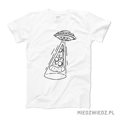 Koszulka - ALIEN PIZZA