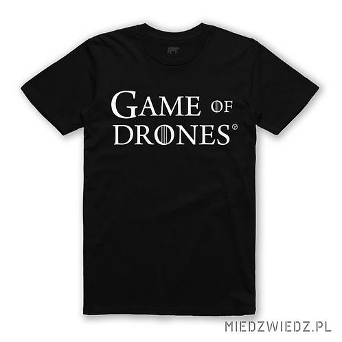 Koszulka - GAME OF DRONES