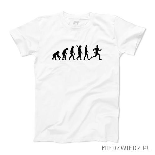 Koszulka - EWOLUCJA JOGGER