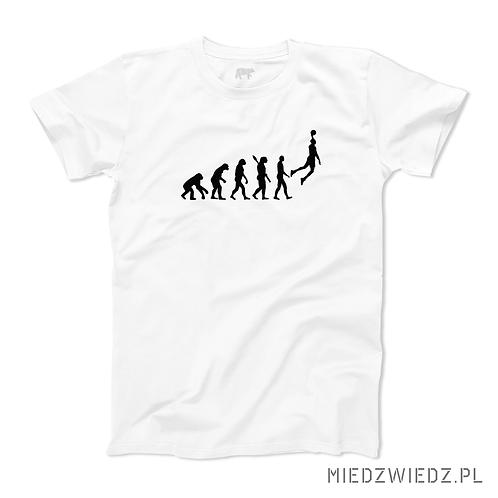 Koszulka - EWOLUCJA BASKETBALL