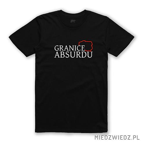 Koszulka - GRANICE ABSURDU