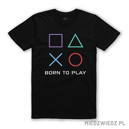 Zestaw 2 koszulek  - PS BORN TO PLAY