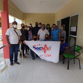 SINDACS PE realiza mais uma rodada de negociação no Município de Ibimirim