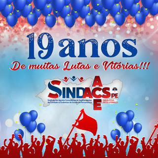 19 ANOS SINDACS
