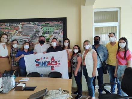 SINDACS-PE inicia mesa de negociação no município de São Bento do Una