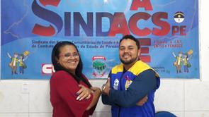 Live do SINDACS PE detalha ações e esclarece dúvidas de ACS's e ACE's
