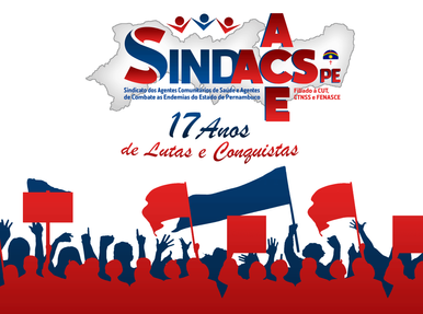 Sindacs-PE comemora história de 17 anos de lutas e conquistas