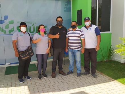 SINDACS-PE participa de negociação em Palmares