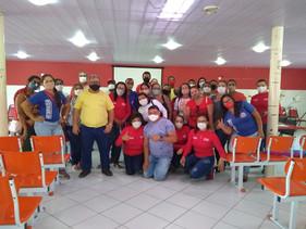 SINDACS PE em assembleia com os ACS do município de Vertentes/PE