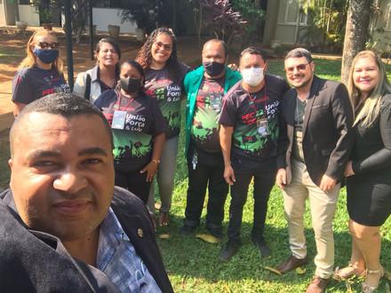 SINDACS-PE participa de mobilização nacional em Brasília-DF