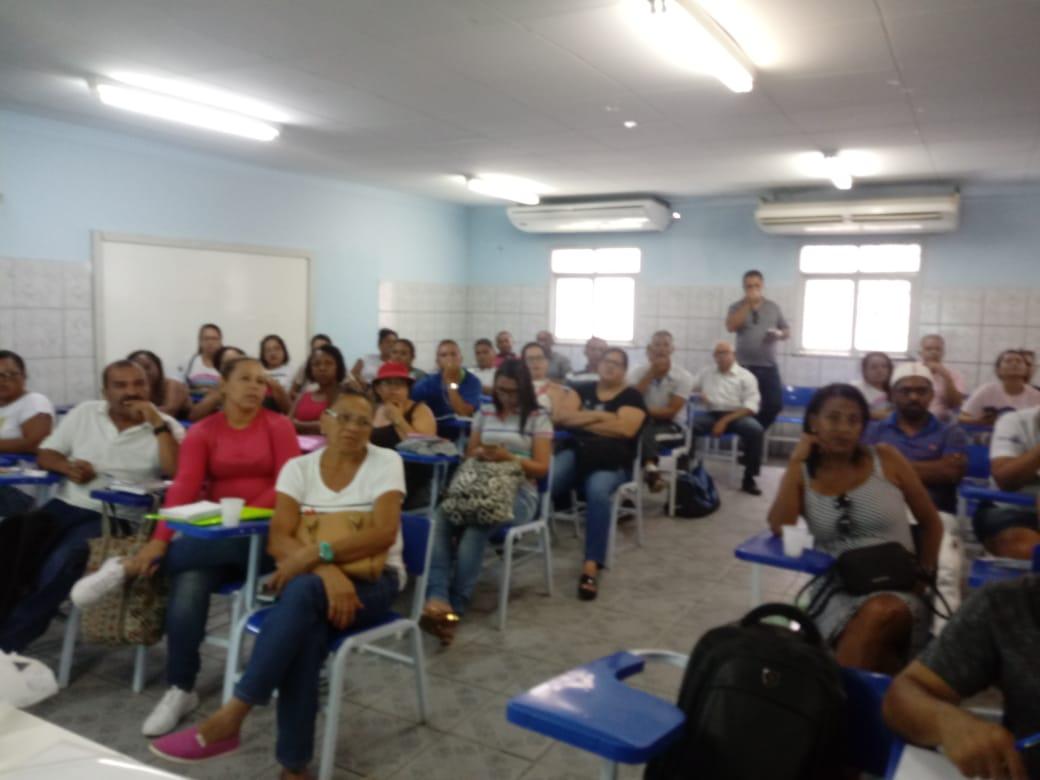 SINDACS PE em São Lourenço/PE