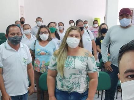 SINDACS PE subsede Garanhuns realizou assembleia na Cidade de Venturosa