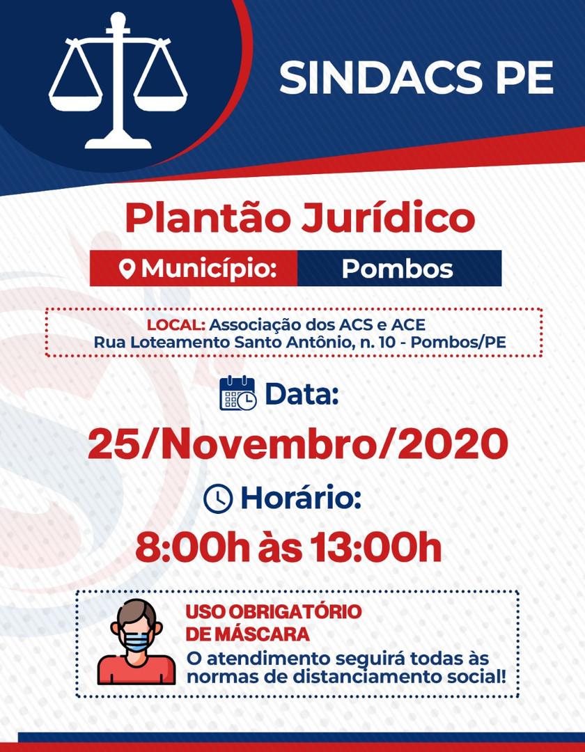 POMBOS - 25 NOVEMBRO
