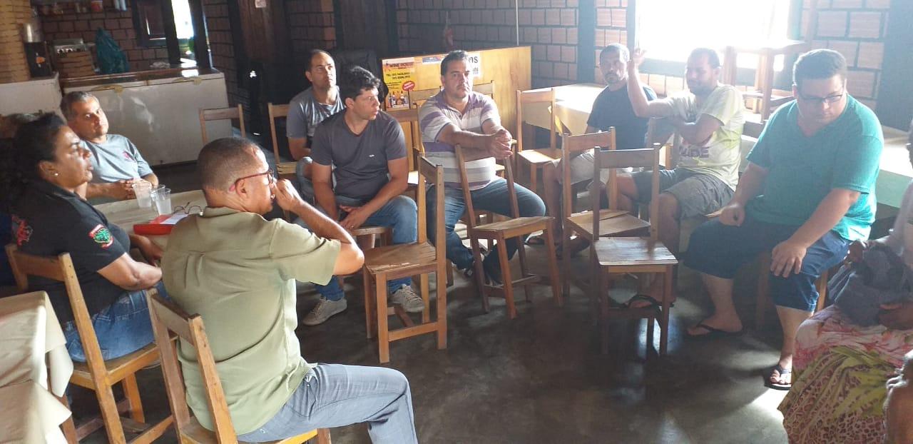SINDACS PE em Guabiraba/PE