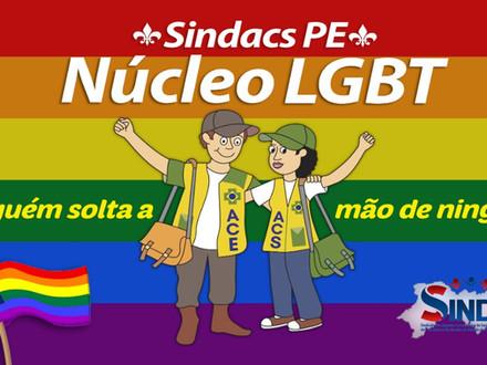 SINDACS PE oficializa núcleo LGBT