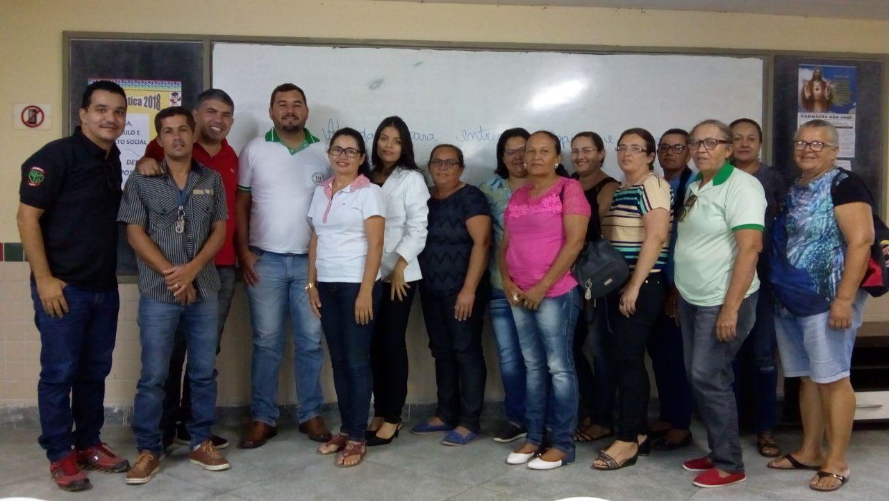 SINDACS PE em Frei Miguelino/PE