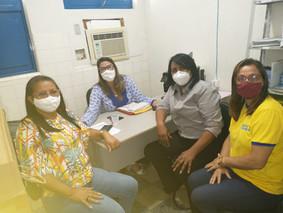 Diretoras do SINDACS PE visitam o município de Sirinhaém