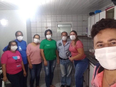 SINDACS PE participa de 1º diligência no município de Garanhuns