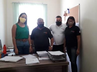 SINDACS-PE presente no município de Tuparetama