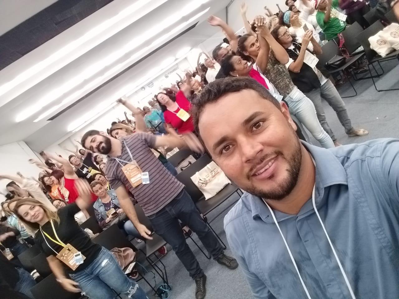 Conferência de Saúde do Recife e do Município de São Lourenço da Mata