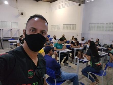 SINDACS-PE REALIZA ASSEMBLÉIA PRESENCIAL EM JUREMA-PE
