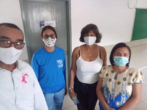 Diretores do SINDACS PE visitam Jaboatão dos Guararapes