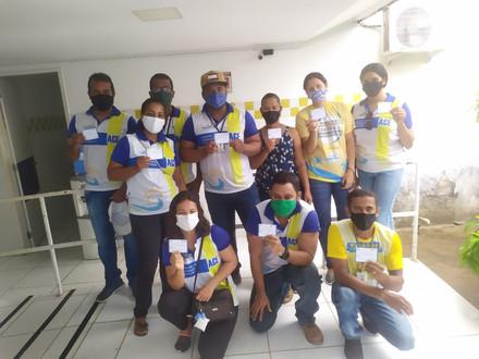 SINDACS PE parabeniza ACEs do município de Tamandaré
