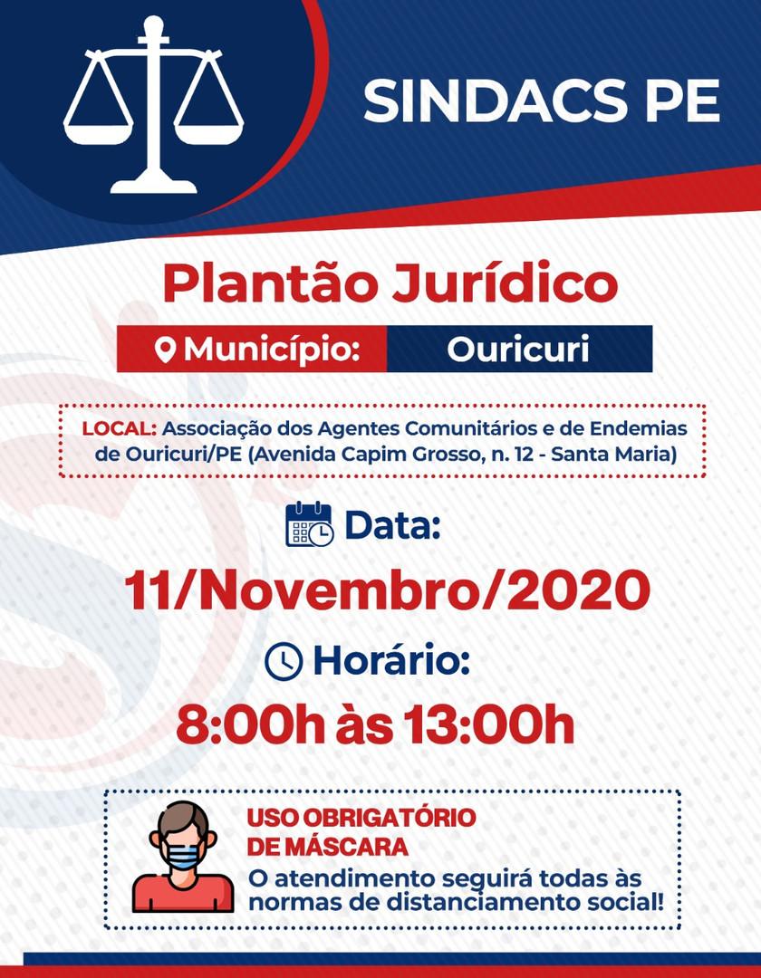OURICURI - 11 NOVEMBRO