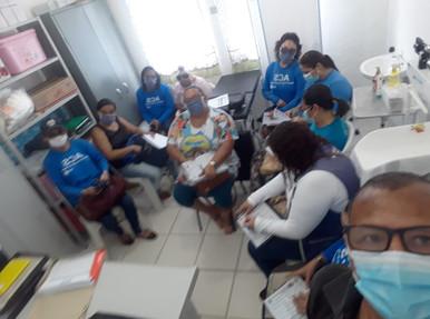 Diretor do SINDACS PE participa de reunião com ACS em Paulista
