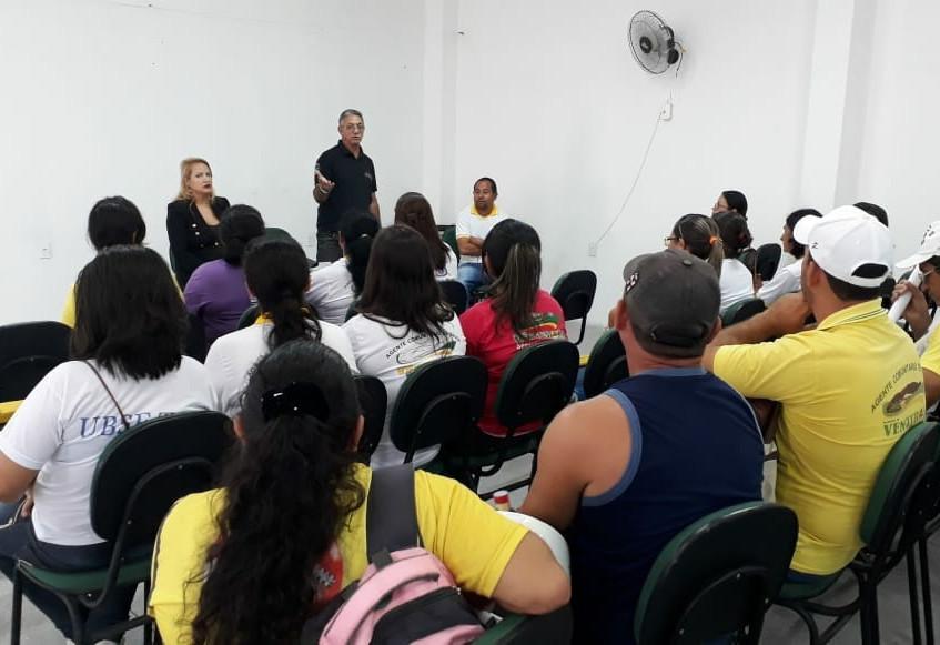 SINDACS PE em reunião Venturosa/PE