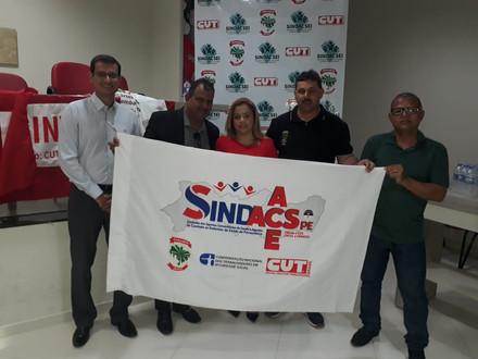 SINDACS PE participa do Planejamento da FENASCE 2020