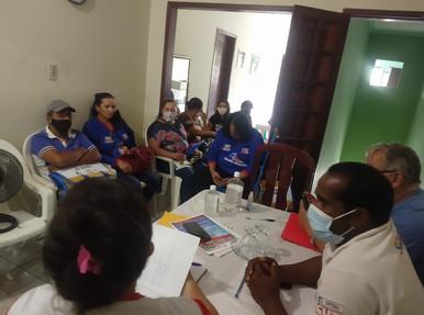 SINDACS-PE: presente no município de Panelas/PE