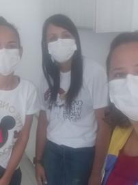 Diretora do SINDACS PE esteve em visita nas unidades do Distrito Sanitário 04